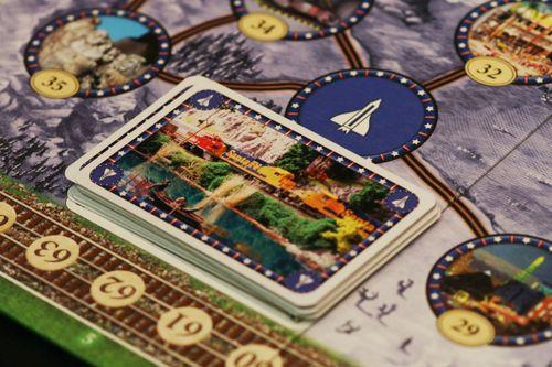 Board Game: Wunderland