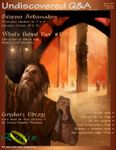 Issue: Undiscovered Quests & Adventures (Issue 4 - Summer 2004)