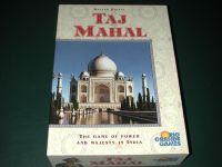 Board Game: Taj Mahal