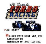 Video Game: Al Unser Jr. Turbo Racing