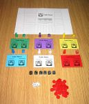 Board Game: Café Race