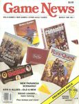 Issue: Game News (Issue 1 - Mar 1985)