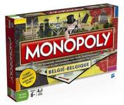 Board Game: Monopoly: België-Belgique