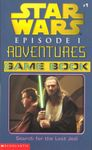 RPG Item: Star Wars Episode I Adventures #01: Search for the Lost Jedi