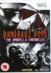 Video Game: Resident Evil: The Umbrella Chronicles