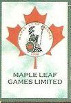 RPG Publisher: Maple Leaf Games