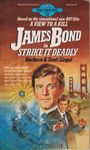 RPG Item: Find Your Fate #12: James Bond in Strike it Deadly