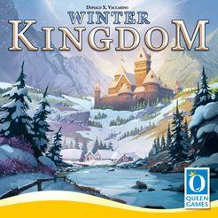 Winter Kingdom Cover Artwork