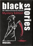 Board Game: Black Stories: Mystery Edition