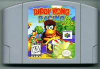 Video Game: Diddy Kong Racing