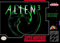 Video Game: Alien³