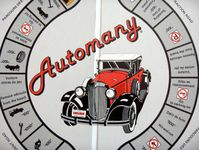 Board Game: Automany