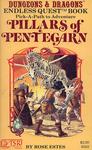 RPG Item: Book 03: Pillars of Pentegarn