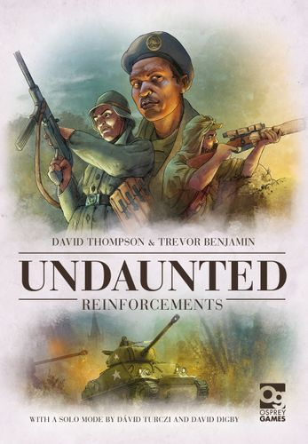 Board Game: Undaunted: Reinforcements