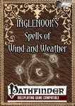 RPG Item: Inglenook's Spells of Wind and Weather