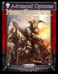 RPG Item: Advanced Options: More Cavalier Orders