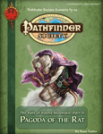 RPG Item: Pathfinder Society Scenario 3-22: The Rats of Round Mountain Part II: Pagoda of the Rat