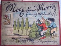 Board Game: Max und Moritz