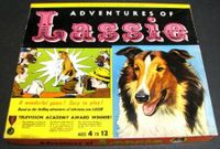 Board Game: Adventures of Lassie