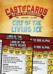RPG Item: Cast of Cards: Cult of the Living Ice
