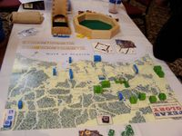 2012 Prezcon final, T3. The Mexicans have taken the Alamo and are making rapid progress along central Texas.Texans have retreated to Matagorda and attempting to delay.