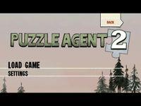 Video Game: Puzzle Agent 2