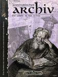 RPG Item: Aventurisches Archiv III