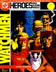 RPG Item: Who Watches the Watchmen?