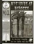 RPG Item: Mysteries of Morocco