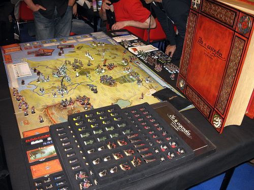war of the ring collectors edition image boardgamegeek