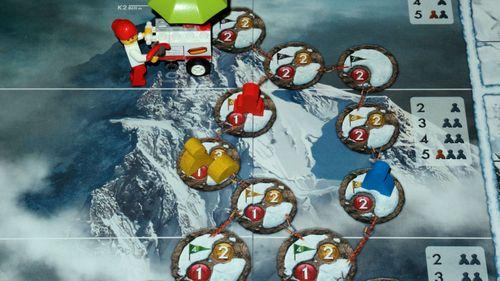 Board Game: K2