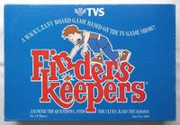 Board Game: Finders Keepers