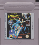 Video Game: Bill & Ted's Excellent Game Boy Adventure