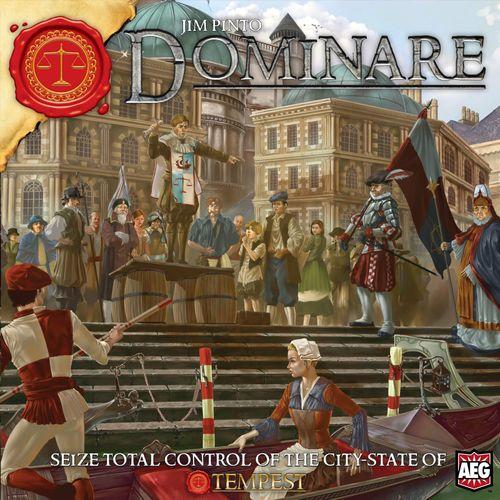 Board Game: Dominare