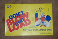 Board Game: Don't Blow That Load
