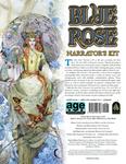 RPG Item: Blue Rose Narrator's Kit