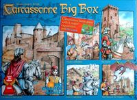 Board Game: Carcassonne Big Box