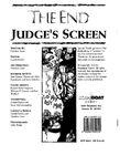RPG Item: Judge's Screen