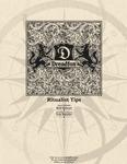 RPG Item: Ritualist Tips