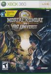 Video Game: Mortal Kombat vs. DC Universe