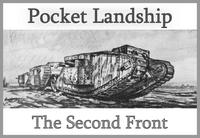 Board Game: Pocket Landship: The Second Front
