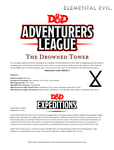 RPG Item: DDEX2-03: The Drowned Tower
