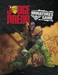 Board Game: Judge Dredd Miniatures Game