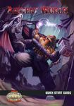 RPG Item: Ancient World: Quick Start Guide (Savage Worlds)
