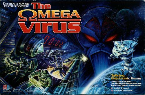 Board Game: The Omega Virus