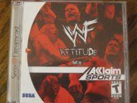 Video Game: WWF Attitude