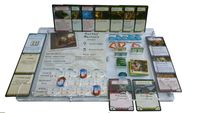 Board Game Accessory: Arkham Horror: e-Raptor Organizer