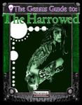 RPG Item: The Genius Guide to: The Harrowed