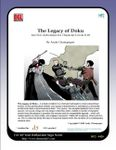 RPG Item: The Legacy of Doku