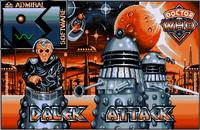 Video Game: Dalek Attack